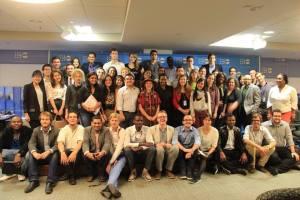 ICMYO Delegates